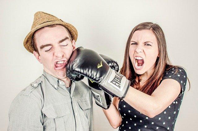 Streit vermeiden